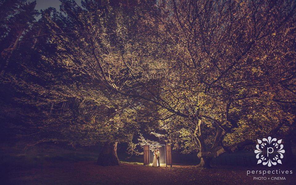 Old Forest School Perspectives Wedding