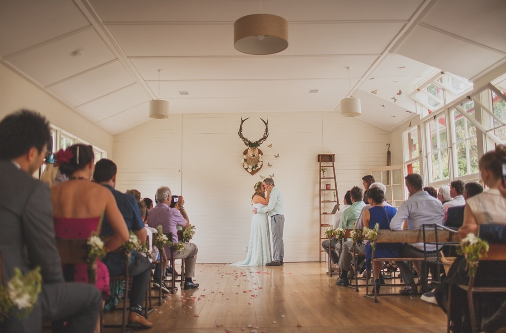 old forest school wedding venue N&S